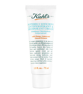 Superbly Efficient Anti-Perspirant and Deodorant