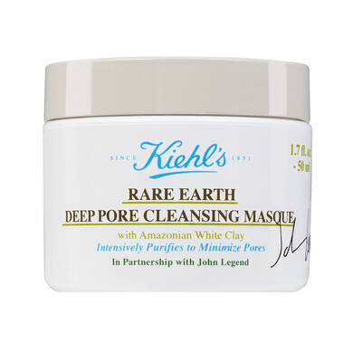 Limited Edition Kiehl's and John Legend Rare Earth Deep Pore Cleansing Masque
