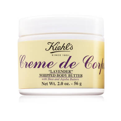 De limited edition voor Kerstmis Crème de Corps- Soy milk & Honey Whipped Body Butter