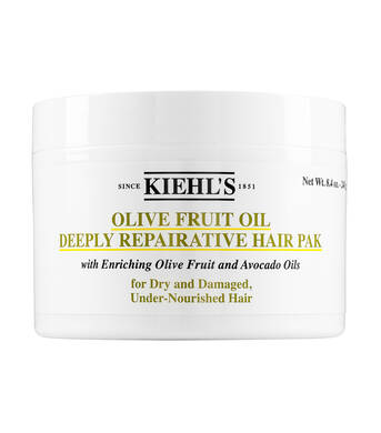 Olive Fruit Oil Deeply Repairative Hair Pak